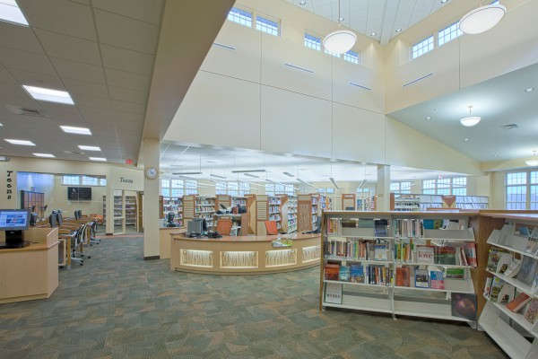 Whiteford Branch Library Expansion