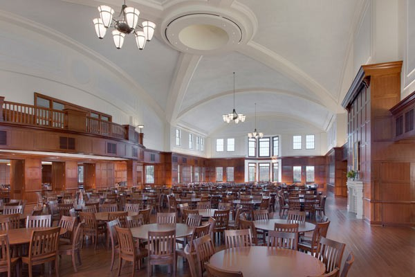 McDonogh School Dining Hall